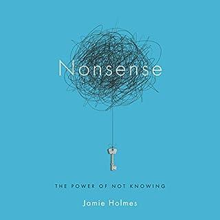 Nonsense audiobook cover art