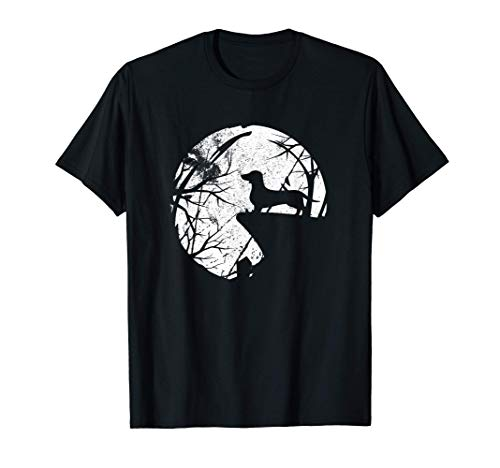 Divertido disfraz de perro salchicha de Halloween Camiseta