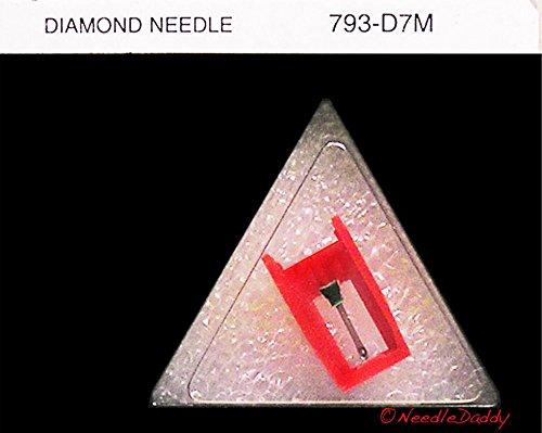 Mejorado – Grabar aguja para tocadiscos Numark pt-01