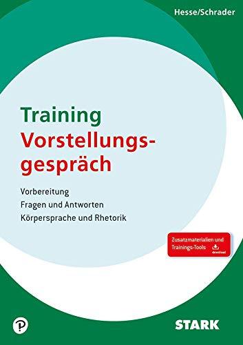 STARK Training Vorstellungsgespräch: Vorbereitung Fragen...