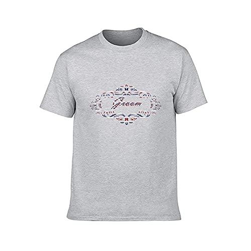 Eamibay Groom - Camiseta de manga corta para hombre, 100 unidades, algodón, talla XL