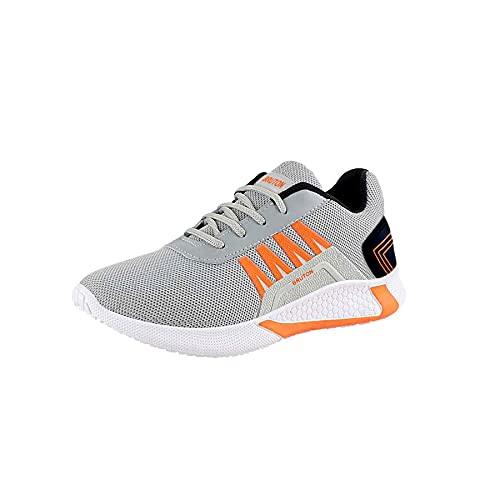 BRUTON No.1 Men's Sports, Walking, Gym, Training, Running Shoes.