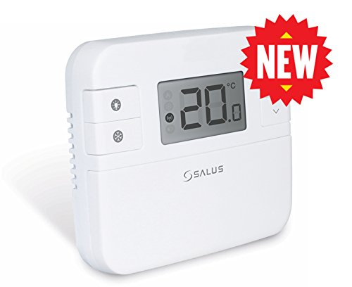 Salus RT310 Thermostat, White