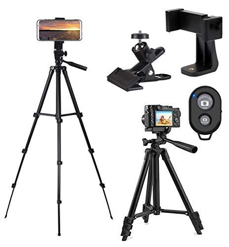 avis smartphone pour video professionnel Pour trépieds CCroom portables en aluminium de 42 pouces pour appareils photo, smartphones et iPhone…