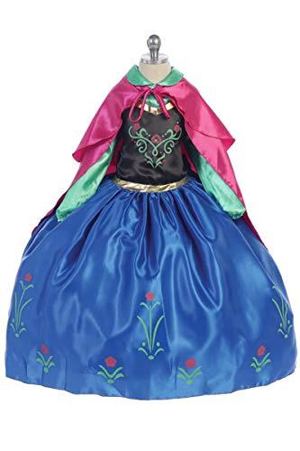 Bijan Kids Princess Ana Dress (4)