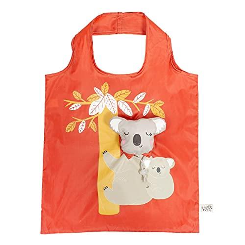 Sass & Belle Koala Fodable - Bolsa de compras