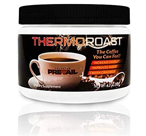 ThermoRoast Café VALENTUS [NUEVO] 1 bote para 30 días...