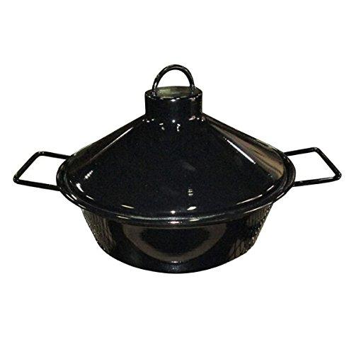 『鉄製石焼き芋鍋』