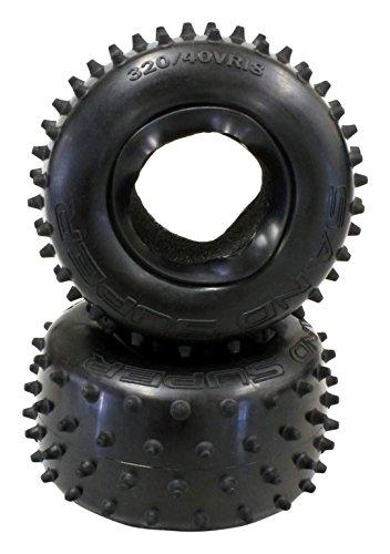 Kyosho Reifen für Optima, Größe M, 43 mm x 86 mm x 40 mm, 2 Stück