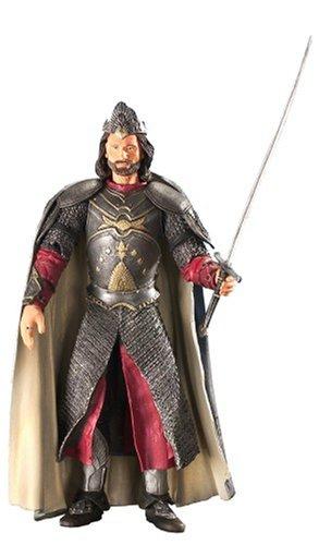 Vivid Imaginations Herr der Ringe–Return of The King–Aragorn König Gondor Figur