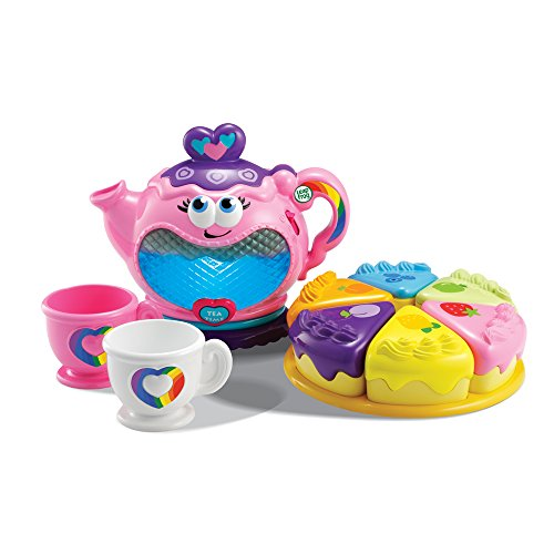 LeapFrog Musical Rainbow Tea...