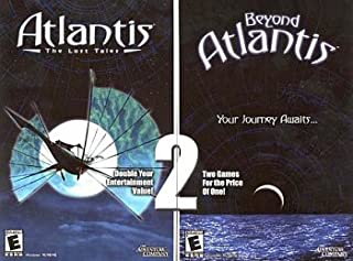 Atlantis Dual Pack: The Lost Tales + Beyond Atlantis