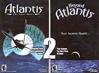 Atlantis Dual Pack: The Lost Tales + Beyond Atlantis (輸入版)