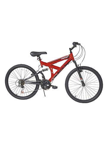 Dynacraft 24 INCH B 18S Gauntlet RED Bike Bicycle
