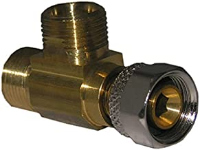 3 8 compression fitting stainless steel