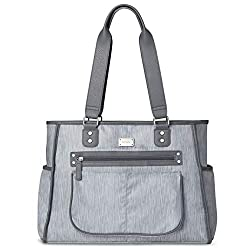 top rated Carters Essence Changing Bag, Changing Mat, Rain Gray 2021