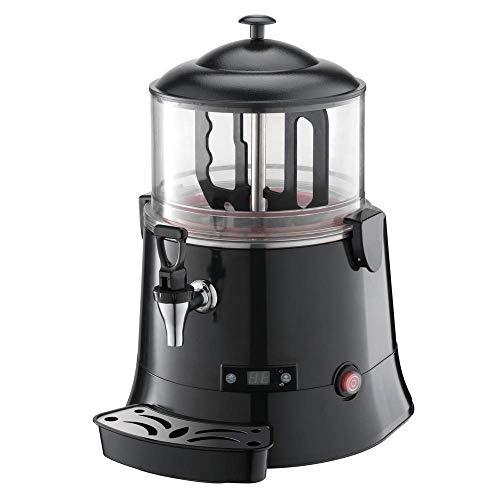 PrimeMatik - Máquina dispensadora de Chocolate y Bebidas Calientes para Uso Comercial de 5L