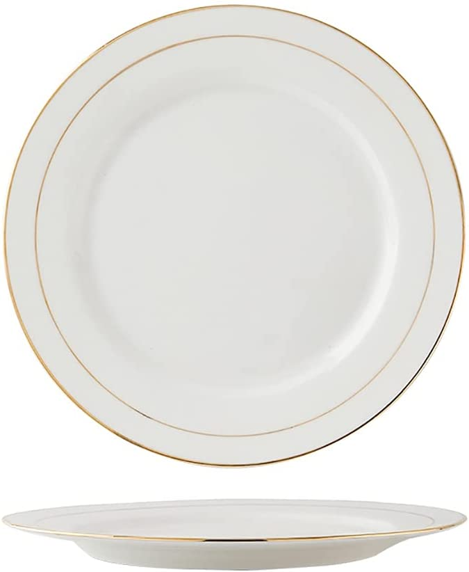 Ceramic 5 ☆ popular Appetizer Sales of SALE items from new works Plates Nordic Phnom Penh Di Bone China Western