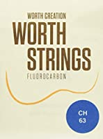 Worth Strings CH ウクレレ弦 クリアヘビー 63インチ フロロカーボン