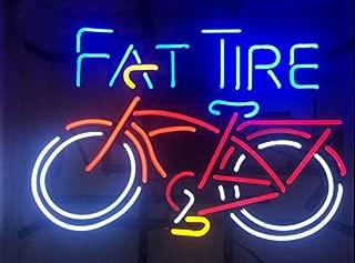 Fat Tire Logo Bicycle Bike Beer Bar Pub