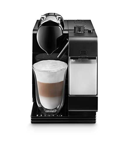De'Longhi Lattissima Plus Espresso Machine, Black
