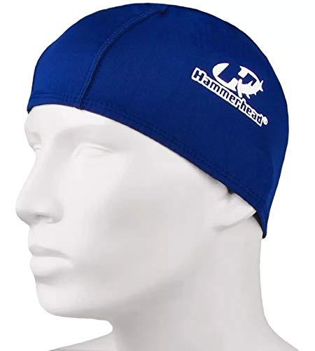 Touca De Helanca Hammerhead Unissex Azul Royal Único