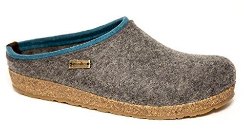 Pantofole HAFLINGER KRIS art. 7110564 in lana cotta 41