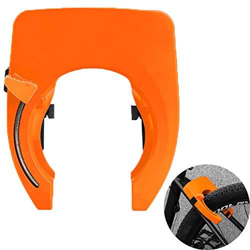Lilingyu Smart Control Bluetooth Herradura Bloqueo de la Bici con antirrobo y...