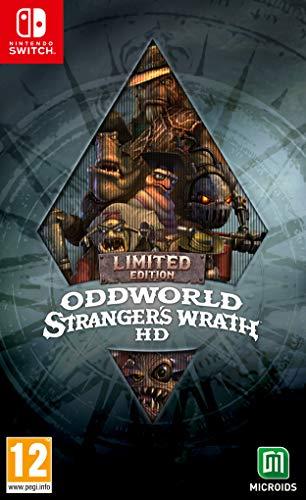 Oddworld La Fureur de l' Etranger – Edition Limitée Switch: Amazon.fr: Jeux vidéo