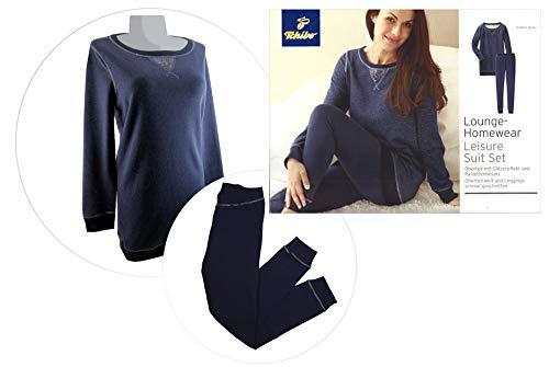 Tchibo TCM Damen Lounge Homewear Anzug (36/38 S)