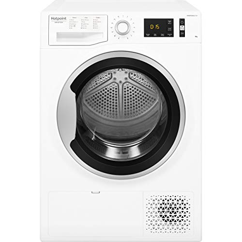 Hotpoint NTM1192SKUK 9Kg Heat Pump Tumble Dryer - White