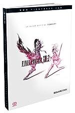 Guide officiel complet Final Fantasy XIII-2