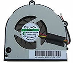 Replacement Toshiba Satellite C660-258 CPU Cooling Fan