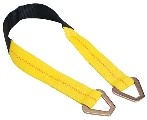 KEEPER (04228 36' x 2' Premium Axle Strap with D-Ring