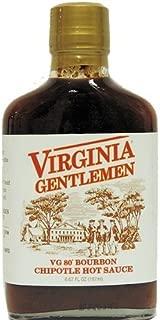 Virginia Gentleman Bourbon Chipotle Hot Sauce