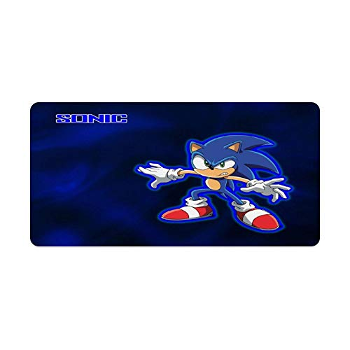 Extended Gaming Mouse Mat/Pad - Large,Keyboard and Mouse pad,forsonic Z,Ideal for Desk Cover,Computer Keyboard,PC and Laptop,30x60cm