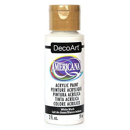 DecoArt Americana Peinture acrylique multi-usages, Blanc dé lavé