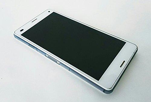 Xperia Z3 Compact SO-02G ドコモ docomo WHITE
