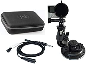 Nflightcam Cockpit Video Kit for GoPro Hero3, Hero3+, Hero4