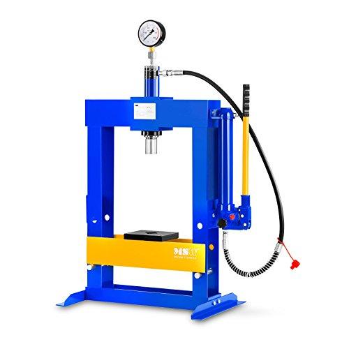 MSW Motor Technics - MSW-WP-10T - Pressa idraulica per Officina Meccanica