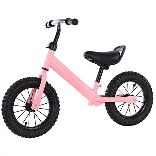 Lowest Prices! Zyyqt Balance Bike, Portable Seat Suitable for Children 3-8 Years Old Running Trainin...