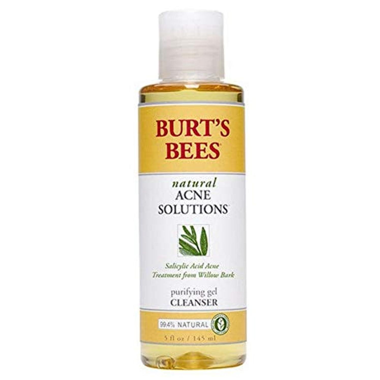 魔女裏切り者瞑想的[Burt's Bees ] バーツビー反傷毎日クレンザー、145ミリリットル - Burt's Bees Anti Blemish Daily Cleanser, 145ml [並行輸入品]