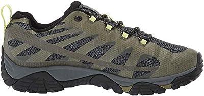 Merrell Men's Moab Edge 2 Hiking Shoe, Olive DRAB, 11.5 M US