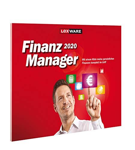 Lexware FinanzManager 2020 | in frustfreier Verpackung | Einfache Buchhaltungs-Software für private Finanzen und Wertpapier-Handel