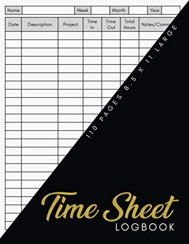 Compare Textbook Prices for Time Sheet Log Book: Simple Time Management Planner Sheets for Small Businesses, Record Time Notebook For Projects, Works  ISBN 9798699020959 by Limited, Designores