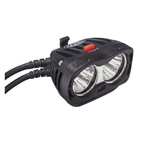 NiteRider Pro 4200 Enduro Remote koplamp, zwart, eenheidsmaat