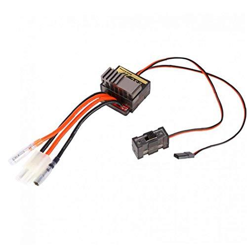 Odoukey Regulador de Velocidad Modelo Digital para el Carro del Coche eléctrico...