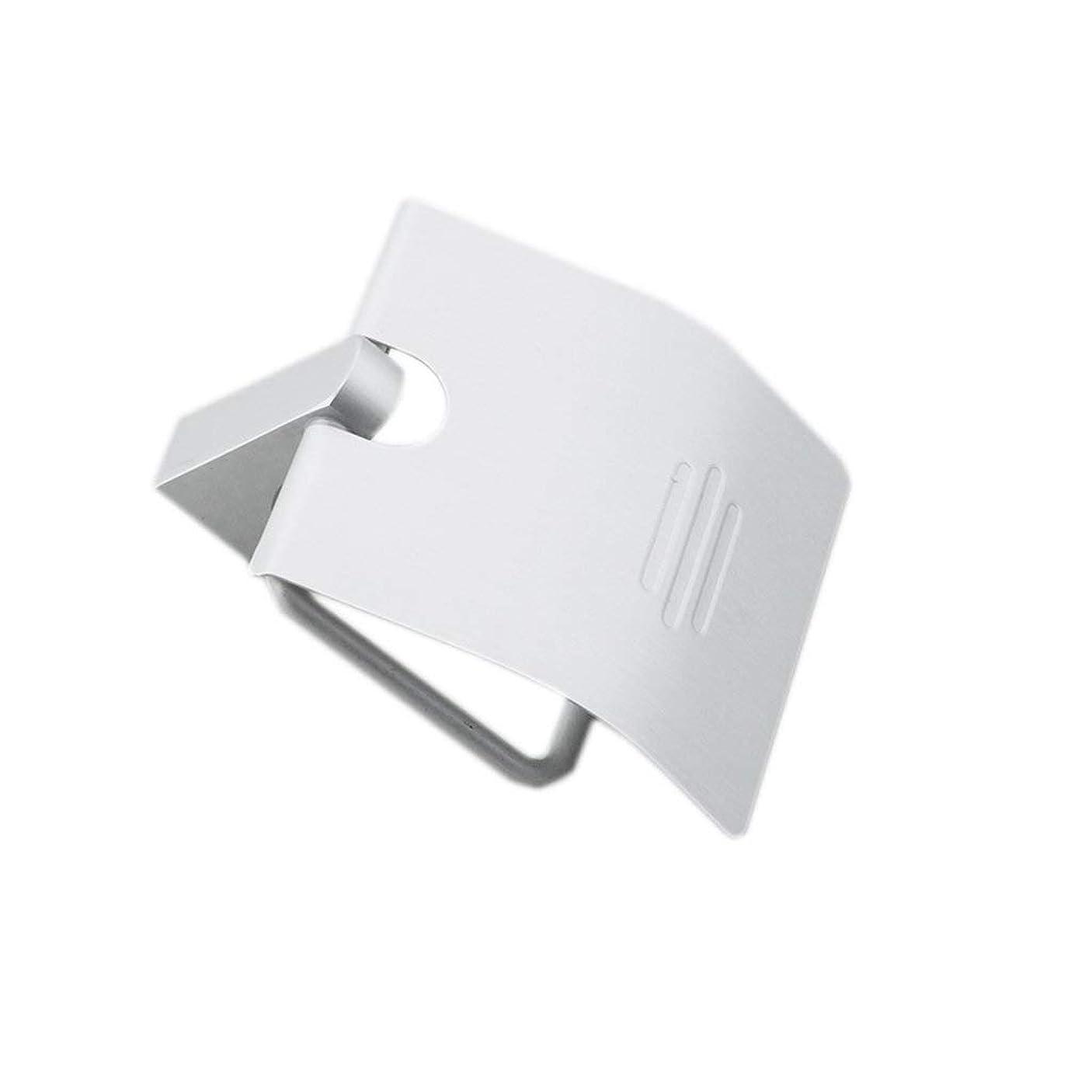学期ヒロイン関与するZY-YY アルミトイレットペーパーシェルフファッションシンプルなホテル家庭の浴室台所の壁はマウント多機能環境保護材料は、防水ラックと防錆キッチンロールディスペンサー