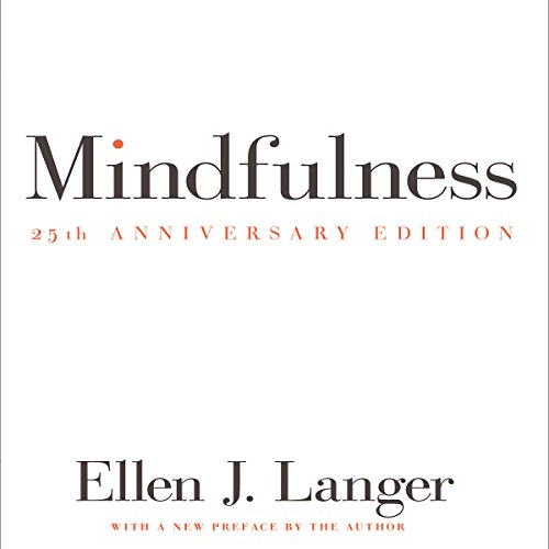 Mindfulness 25th Anniversary Edition  audiobook cover art
