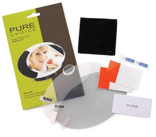 Pure Sensia Bildschirmschutzfolien für Pure Radio Sensia